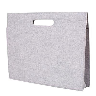 macbook苹果笔记本air13.3寸内胆16寸 pro3电脑包手提袋毛毡 发货周期:一般在付款后2-90天左右发货,具体发货时间请以与客服协商的时间为准