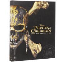 加勒比海盗5 死无对证 英文原版 Pirates of the Caribbean: Dead Men Tell No