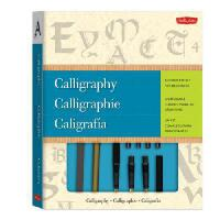 【预订】Calligraphy: A Complete Kit for Beginners [With Calligr