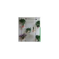 顶天立地高花架客厅室内铁艺多层阳台绿箩吊兰落地悬挂式花盆架子