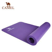骆驼运动瑜伽垫 男女初学者加厚加长防滑健身垫瑜伽垫子运动装备