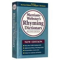 �f氏�律字典 英文原版 Merriam Webster's Rhyming Dictionary 英文版�f氏英英�~典 �
