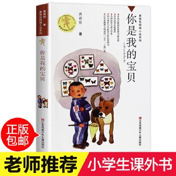 黄蓓佳倾情小说系列 你是我的宝贝 江苏少年儿童出版社 儿童文学