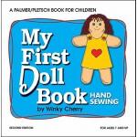 【预订】My First Doll Book: Hand Sewing [With Poster and Straig