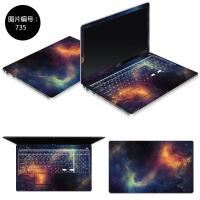 15寸华硕笔记本贴膜FX50JK FZ50VW FX51V外壳膜电脑贴纸保护贴膜