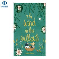 英文原版 风吹过柳树 The Wind in the Willows 精装 世界经典儿童文学小说 Wordsworth