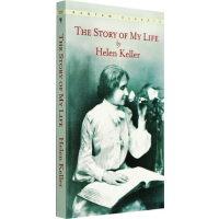 英文原版 我的人生故事 The Story of My Life 海伦凯勒传记 全英文版小说 自传小说 进口书 正版