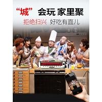 韩式不粘烧烤架电烤盘铁板烧无烟烧烤炉家用电烤肉锅烤肉机