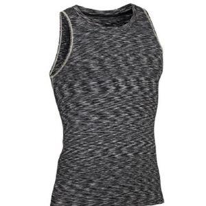 MA44健身服运动跑步弹力速干透气上衣紧身衣背心