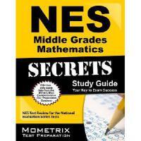 【预订】NES Middle Grades Mathematics Secrets Study Guide: NES