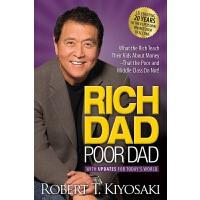 富爸爸穷爸爸Rich Dad Poor Dad: 罗伯特清崎 英文原版 财商培养