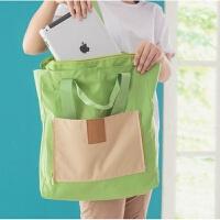 折叠旅行包旅行袋男女手提无拉杆箱便携行李袋旅游包行李箱收纳包