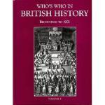 【预订】Who's Who in British History: Beginnings to 1901