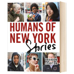 人在纽约2 故事 英文原版小说 Humans of New York Stories 英文版 进口原版英语书籍 精装正