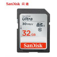 闪迪(SanDisk)32G Class10 至尊SDHC存储卡 30MB/s存储卡SD卡 32G数码相机内存卡