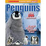 【预订】Scholastic Discover More: Penguins Stickerbook
