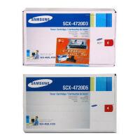 【正品原装】SAMSUNG/三星 SCX-4720D3标准容量黑色硒鼓 SCX-4720D5大容量黑色硒鼓粉盒 适用于