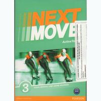 培生英文原版进口 朗文初中教材 Next Move 教师资源白板软件 第三级