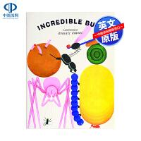 【深图】英文原版 Incredible Bugs: A World Of Wonder令人难以置信的错误 一个奇迹世界