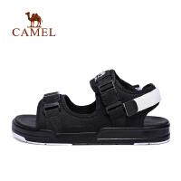 camel骆驼户外沙滩鞋 情侣舒适透气耐磨时尚休闲凉鞋男女