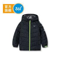 361度童装 男童加厚羽绒服冬季儿童中大童保暖羽绒外套 K51843918