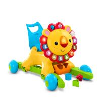 4合1多功能学步车摇摇小狮子手推车DLW65宝宝婴儿玩具 DLW65