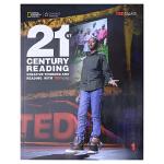 21st Century Reading 1级别学生书 原版进口美国国家地理学习高中21世纪阅读英语教材