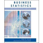 【预订】Business Statistics: Abridged