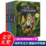 世界儿童文学大奖系列 金羽毛兔图书奖 全四册