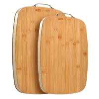 【支持礼品卡】切菜板实木砧板家用竹案板面板大号长方形刀板耐用特厚ja1