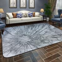 地毯客厅欧式简约现代卧室满铺茶几沙发房间床边 家用长方形地毯