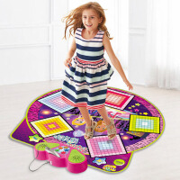 早教亲子游戏音乐垫跳舞毯幼儿童女童宝宝女孩玩具生日礼品物