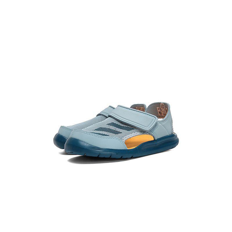 adidas阿迪达斯女小童FortaSwim C游泳鞋BA9378【正品保证 商场同款 嗨购新春】
