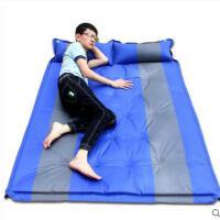 睡床轻便舒适地垫睡垫户外双人自动充气垫帐篷防潮垫 野营露营加厚便携