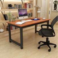 台式电脑桌简约现代家用办公桌学生经济型写字台简易小书桌子宿舍