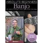 【预订】Bill Evans Banjo Pack: Includes Absolute Beginners - Ba