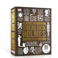 【全店300减100】英文原版 The Sherlock Holmes Book 夏洛克・福尔摩斯图解 DK百科全书 人