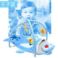 抱毯婴儿礼盒刚出生男女宝宝满月礼物音乐游戏毯玩具新生儿用品冬 0-24个月