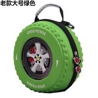 儿童幼儿园斜跨书包小中大班3-6岁3D立体车轮胎可爱个性零食背包