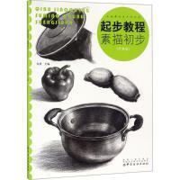 起步教程(升级版)素描初步 中国纺织出版社