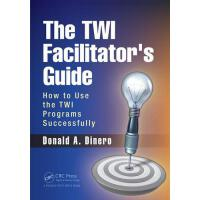 【预订】The Twi Facilitator's Guide: How to Use the Twi Program