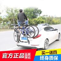 新款汽车车载自行车架 轿车单车架 越野车后挂架二厢车悬挂架车尾架备 汽车用品