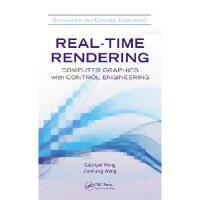 【预订】Real-Time Rendering: Computer Graphics with Control Eng