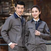 劳动帆布老保电焊工装工作服套装衣服士防烫耐磨长袖劳保服定制