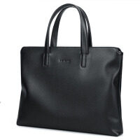 公文包男包韩版商务手提包大容量简约休闲单肩斜挎男士包包