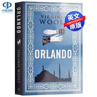 英文原版 Orlando 奥兰多小说 一间自己的房间 到灯塔去 达洛维夫人作者 弗吉尼亚伍尔夫Virginia Wool