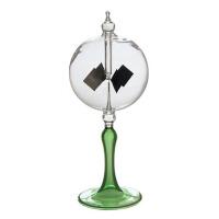 创意玩具摆件热能感应旋转男女圣诞节礼品生日礼物 阳光风车太阳能