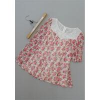 施[T76-226]专柜品牌1199正品女士打底衫女装雪纺衫0.15KG
