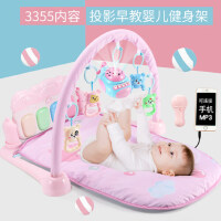 手摇铃婴儿玩具3-6-9-12个月8宝宝益智0-1岁新生儿幼儿早教5儿童