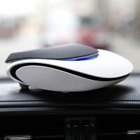车载智能空气净化器汽车用消除车内甲醛异味烟味负离子太阳能 官方标配